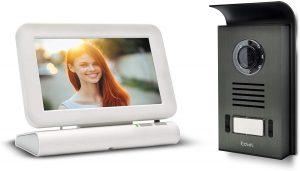 Extel - Visiophone sans fil couleur Lesli